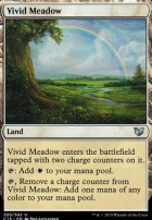 Commander 2015: Vivid Meadow