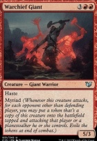 Commander 2015: Warchief Giant