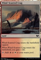 Commander 2015: Wind-Scarred Crag