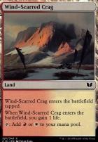 Commander 2015: Wind-Scarred Crag