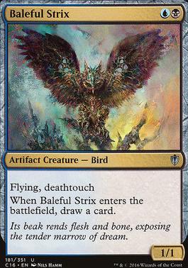 Commander 2016: Baleful Strix
