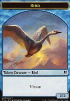 Commander 2016: Bird Token (Mohrbacher) - Ogre Token