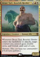Commander 2016: Bruse Tarl, Boorish Herder (Foil)