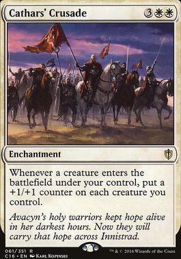 Commander 2016: Cathars' Crusade