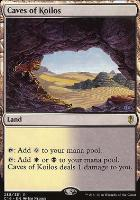 Commander 2016: Caves of Koilos