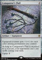 Commander 2016: Conqueror's Flail