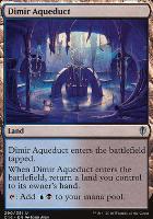 Commander 2016: Dimir Aqueduct