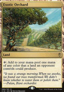 Commander 2016: Exotic Orchard