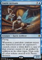 Commander 2016: Faerie Artisans