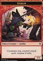 Commander 2016: Goblin Token - Zombie Token