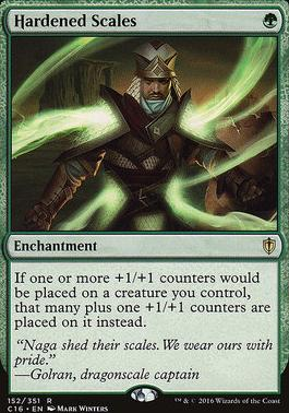 Commander 2016: Hardened Scales