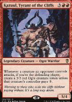 Commander 2016: Kazuul, Tyrant of the Cliffs