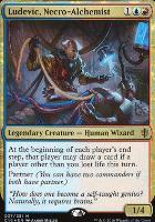 Commander 2016: Ludevic, Necro-Alchemist (Foil)