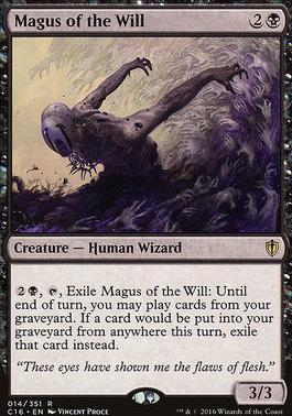 Commander 2016: Magus of the Will
