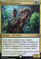 Commander 2016: Master Biomancer