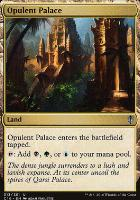 Commander 2016: Opulent Palace