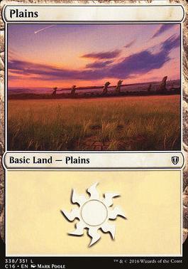 Commander 2016: Plains (338 B)
