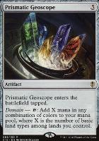 Commander 2016: Prismatic Geoscope