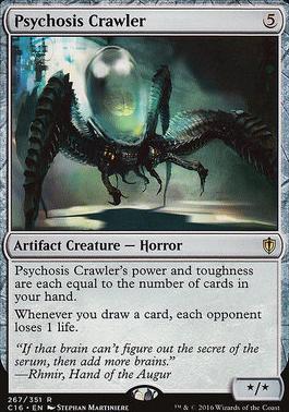 Commander 2016: Psychosis Crawler