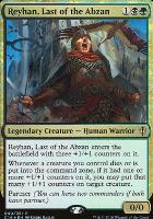 Commander 2016: Reyhan, Last of the Abzan (Foil)