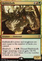 Commander 2016: Rubblehulk