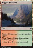 Commander 2016: Rugged Highlands