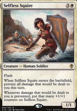 Commander 2016: Selfless Squire