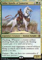 Commander 2016: Sidar Kondo of Jamuraa (Foil)