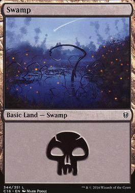 Commander 2016: Swamp (344 B)