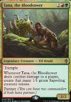 Commander 2016: Tana, the Bloodsower (Foil)