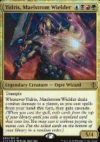 Commander 2016: Yidris, Maelstrom Wielder (Oversized Foil)