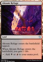 Commander 2017: Akoum Refuge