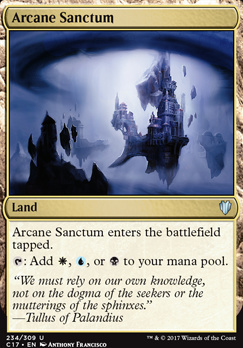 Commander 2017: Arcane Sanctum
