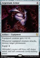 Commander 2017: Argentum Armor