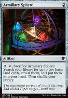 Commander 2017: Armillary Sphere