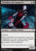 Commander 2017: Bloodline Necromancer
