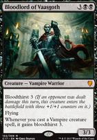 Commander 2017: Bloodlord of Vaasgoth