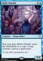 Commander 2017: Body Double