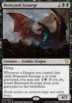 Commander 2017: Boneyard Scourge