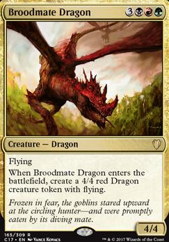 Commander 2017: Broodmate Dragon