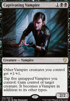 Commander 2017: Captivating Vampire