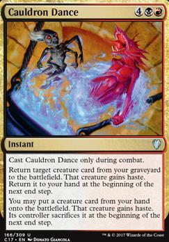 Commander 2017: Cauldron Dance