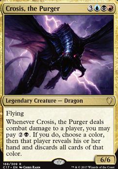 Commander 2017: Crosis, the Purger