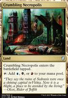 Commander 2017: Crumbling Necropolis