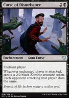 Commander 2017: Curse of Disturbance