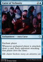 Commander 2017: Curse of Verbosity