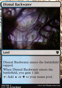 Commander 2017: Dismal Backwater