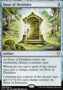 Commander 2017: Door of Destinies