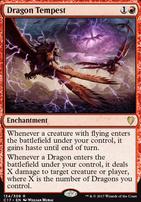 Commander 2017: Dragon Tempest