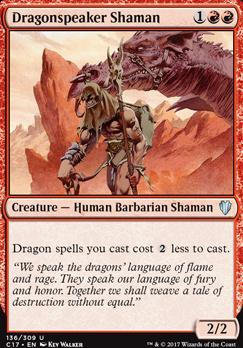Commander 2017: Dragonspeaker Shaman